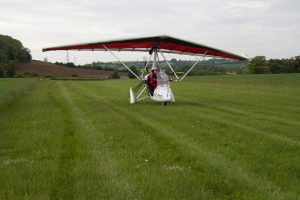 Learn to fly a microlight in the UK or France