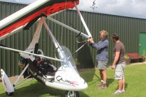pre-flight microlight checks