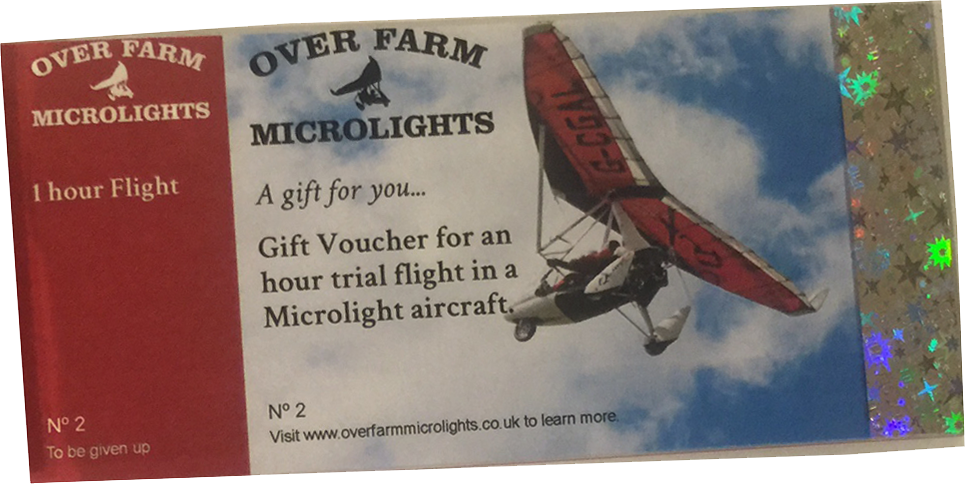 Microlight Trial Voucher